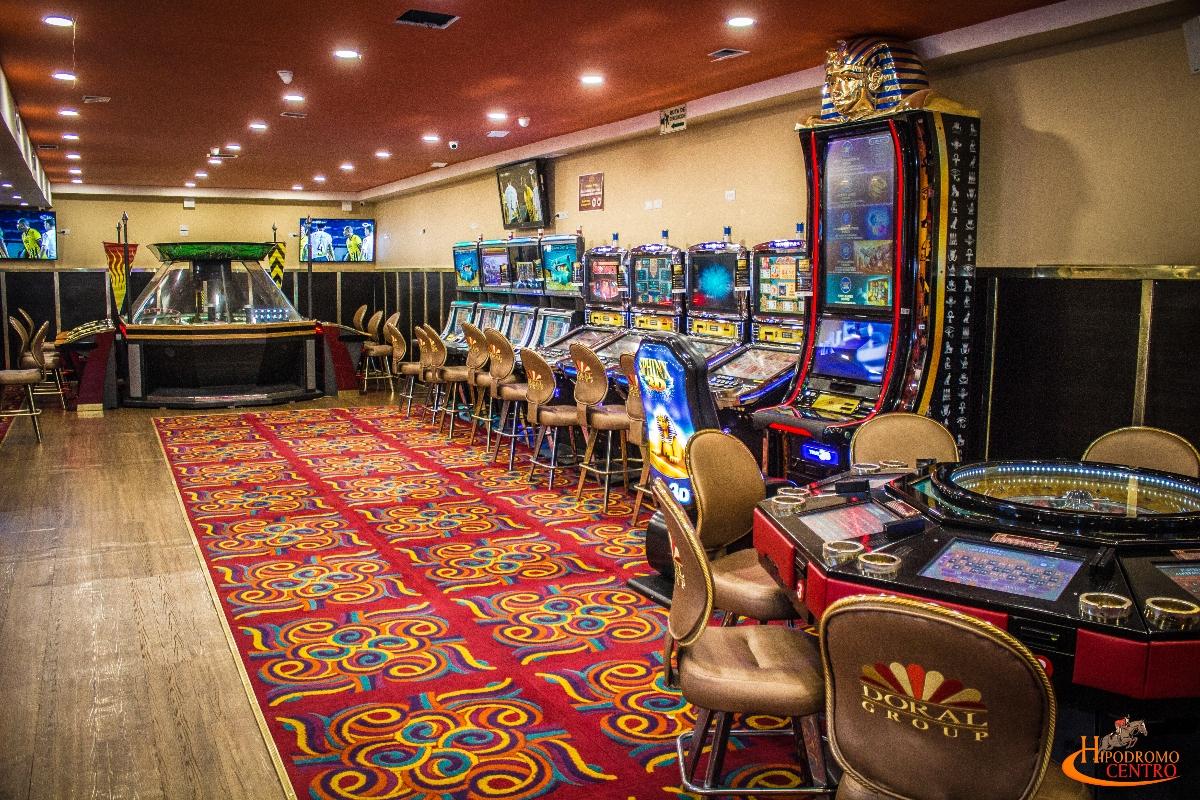 Casino Hipódromo del Centro, Bucaramanga, Doral Group