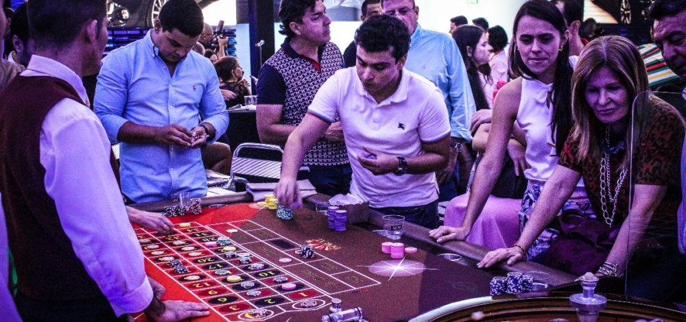 Casino en Casa Mini, Doral Group Bucaramanga